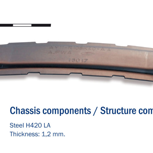 Chassis components / Structure components